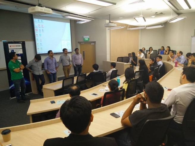 NUS Business School - Prepare of Startup Life